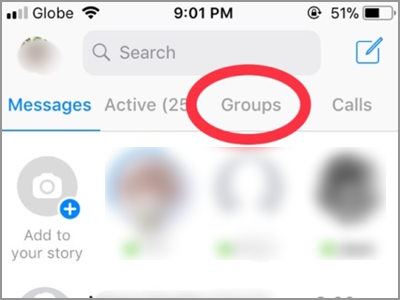 Can you have a group chat on facebook messenger