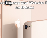 How to Clear History and Website Data on iPhone