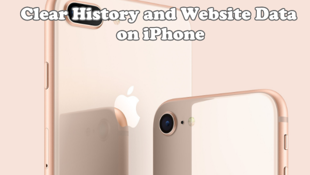 how to delete website history on phone