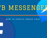How to Create a Facebook Group Chat