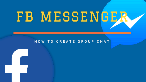 how to make a messenger group in facebook