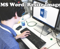How to Resize Images on Word
