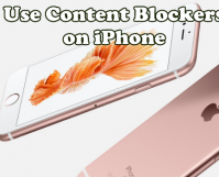 How to use Content Blocker on iPhone