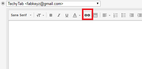 add social media icons to gmail