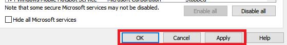 enable Google Chrome updates