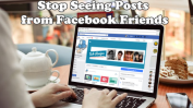 Stop Seeing Posts from Facebook