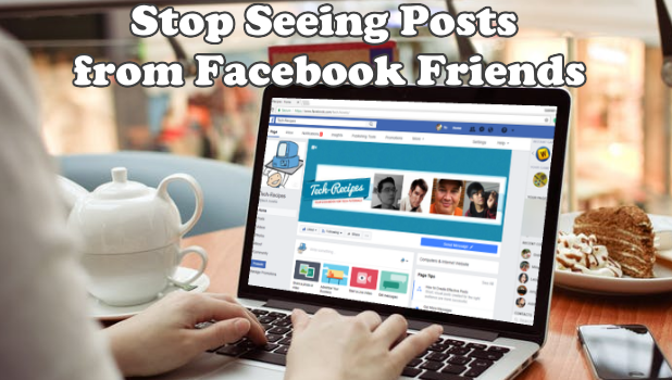 how to stop unwanted posts on facebook