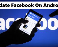 update facebook App on Android