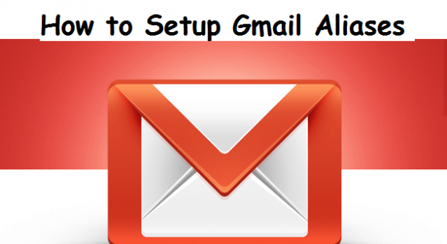setup Gmail with Aliases