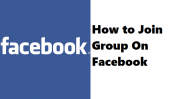 join a group on facebook