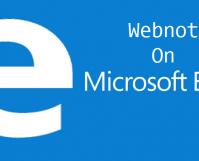 make web note on microsoft edge