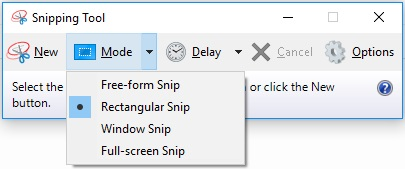 snipping tool 3