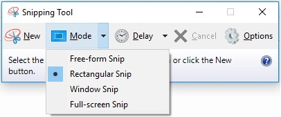 snipping tool 4