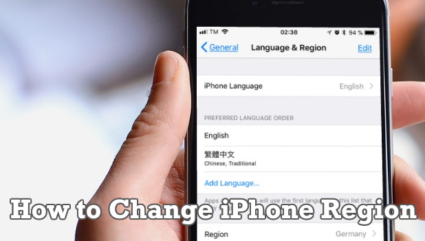 how to change region on iphone how to change the region format on iphone 18635