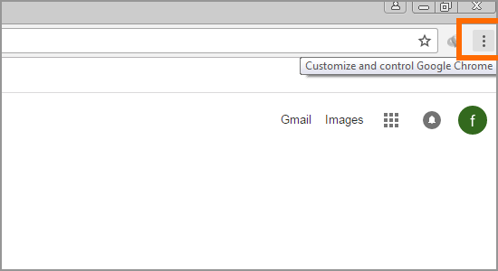How to add trusted sites in Google Chrome 1