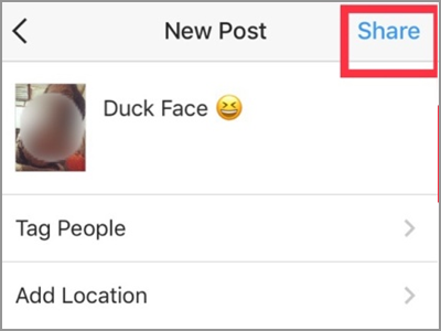 Instagram Add New Post Advanced Setting Turn Off Commenting Share