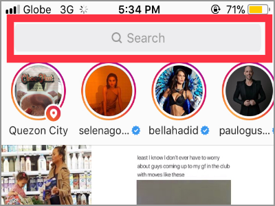 Instagram Search For Name