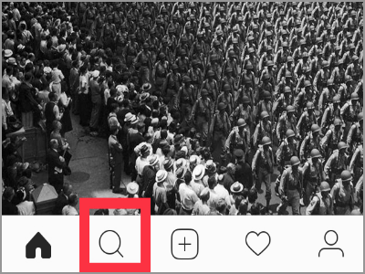 Instagram Search Icon 2