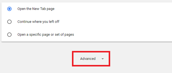 change google chrome download location