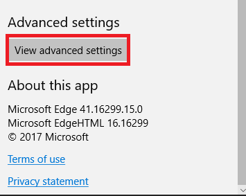how to change microsoft edge search engine