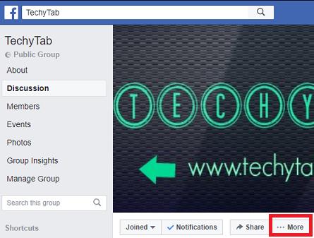 change facebook group name