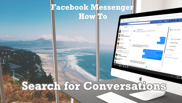 How to Search a Conversation on Facebook Messenger
