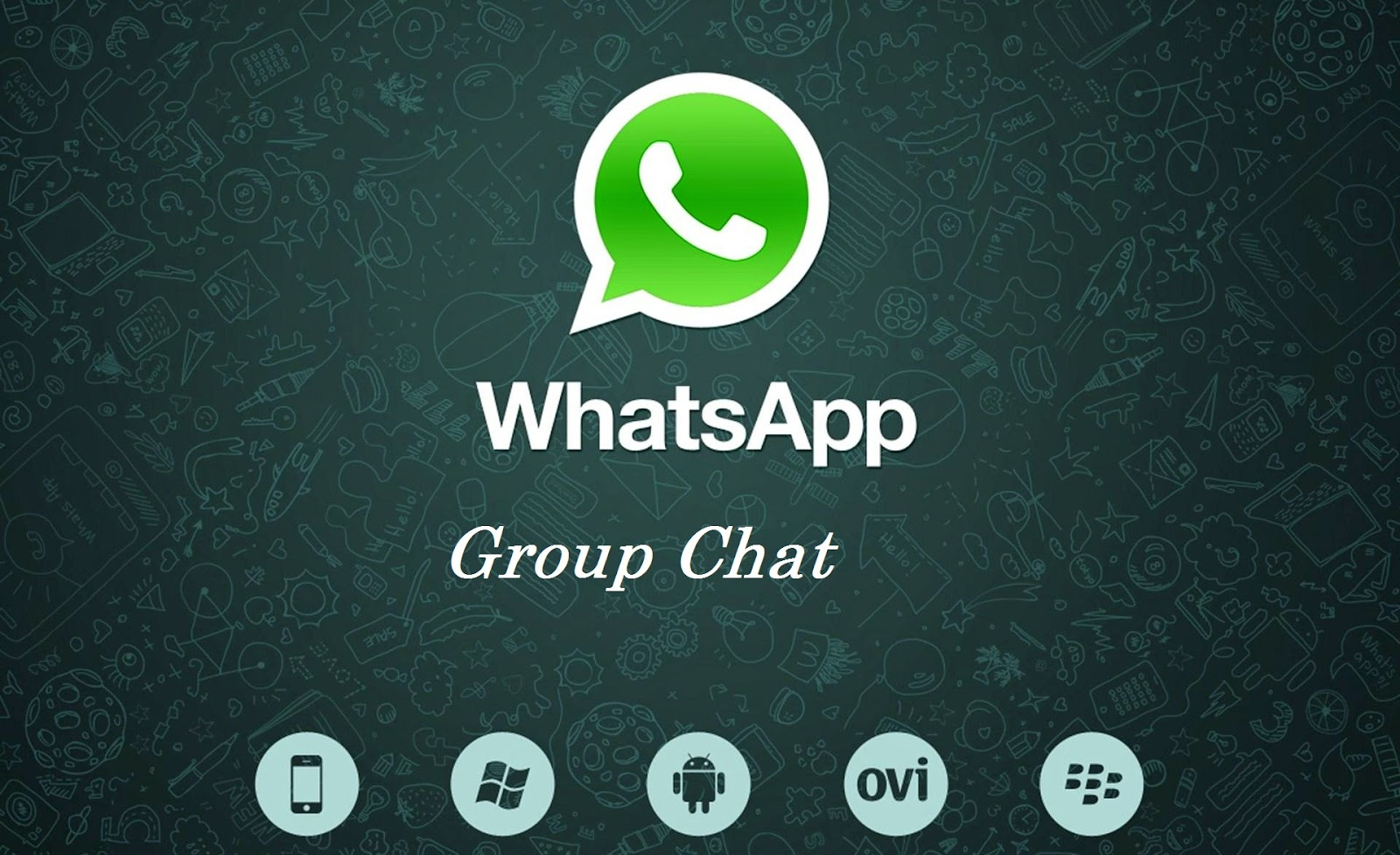 Find Contact Information of Group Participant on Whatsapp