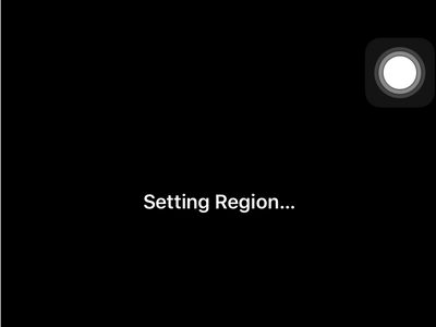 iPhone Settings General Language and Region Setting Region
