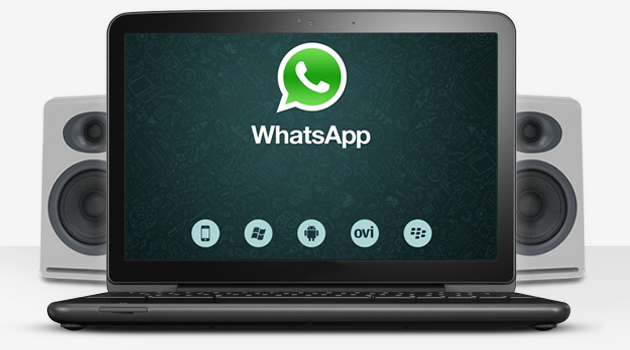Synchronizing WhatsApp Web with your Phone