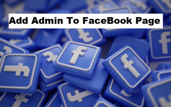 how to find the admin of a facebook page