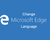 how to change microsoft edge language