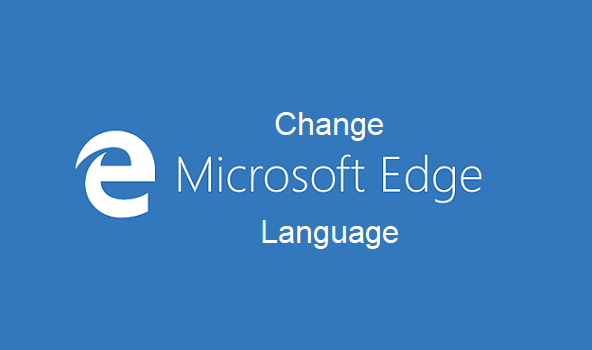 how to change microsoft edge language