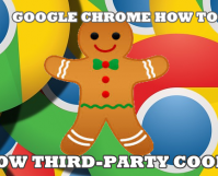 ALLOW third party cookies on Chrome