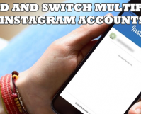 How to Add and Switch Multiple Instagram Accounts