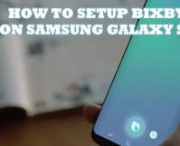 How to Setup Bixby on Galaxy S9