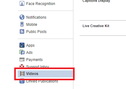 How To Change Facebook Video Quality