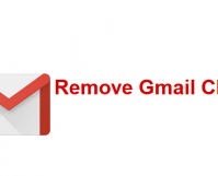 Remove Chat From Gmail