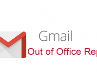 Set Out Of Office Reply For Gmail