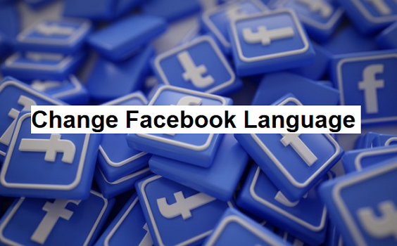 Change Facebook Language