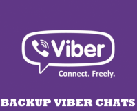 Backup Viber Chats