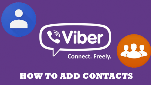 How to Add Contacts on Viber