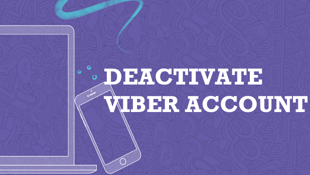 How to Deactivate Viber Account