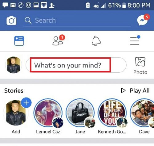 How To Create A Poll On Facebook Timeline