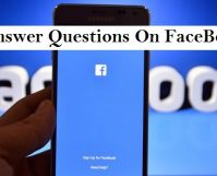 Answer Did you know questions on Facebook
