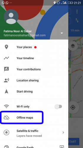 How to Download Google Maps Offline — Navigate Anytime! Google Map Navigate on measure map, zoom map, scroll map, click map, print map, open map, contact us map,