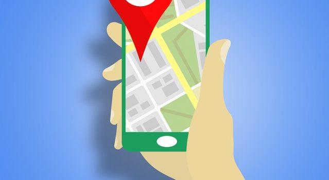 Map Google Location Maps Navigator Gps Navigation