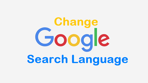 Change Google Search Language