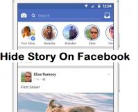Hide Story On Facebook