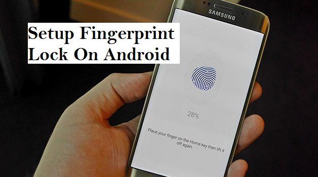 Unlock Phone With Fingerprint on Android