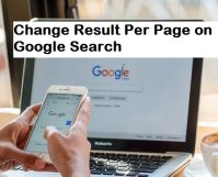 Change Result Per Page on Google Search